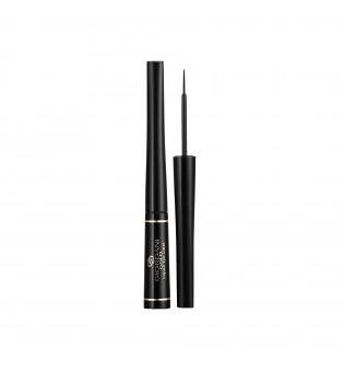 Tekuté oční linky Giordani Gold - Matte Black 3,2 ml