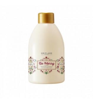 Koupelová pěna s vůní vanilky a skořice 300 ml