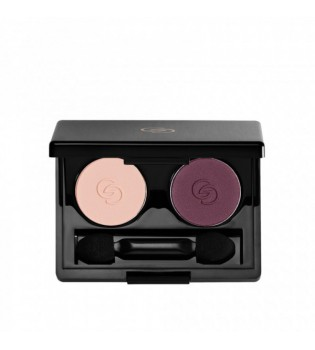 Duo očních stínů Giordani Gold - Purple Cream