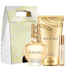 Maxima For Her Sada - EDP 50 ml + Tělové mléko 150 ml + EDP 10 ml