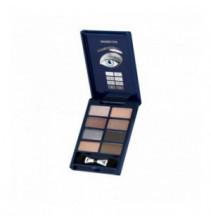 Paletka na oči a obočí OnColour - Smokey Nude 4,24 g