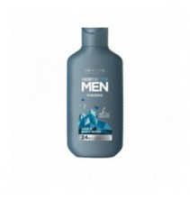 Šampon na vlasy a tělo North for Men SubZero 250 ml
