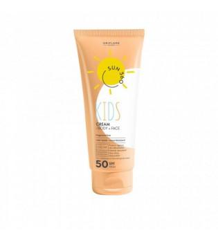 Opalovací krém pro děti na tělo a obličej SPF 50 Sun 360 - 125 ml