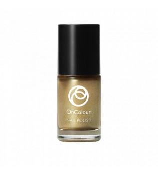 Lak na nehty OnColour - Glitzy Gold 5 ml