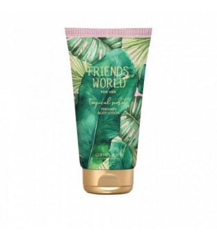 Tělové mléko Friends World for her Tropical Sorbet 150 ml