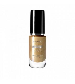 Gelový lak na nehty The ONE Ultimate - Rich Goldmine 8 ml