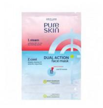Pleťová maska 2 v 1 Pure Skin 12 ml