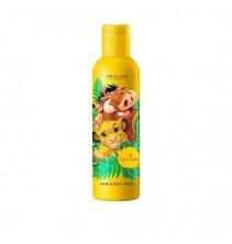Šampon na tělo a vlasy Disney Lion King 200 ml