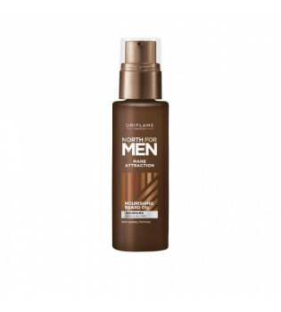 Olej na vousy North For Men Mane Attraction 30 ml