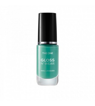 Lak na nehty The ONE Gloss N' Wear - Turquoise Bliss Cream 8 ml