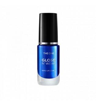 Lak na nehty The ONE Gloss N' Wear - Blue Decadence Shimmer 8 ml