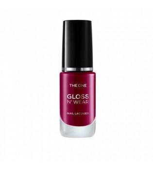 Lak na nehty The ONE Gloss N' Wear - Ruby Rouge Cream 8 ml