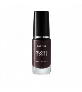 Lak na nehty The ONE Gloss N' Wear - Smokey Taupe Cream 8 ml