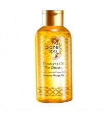 Planet Spa Obnovující masážní olej s marockým arganovým olejem 150 ml